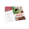 Cheap customized design products big insert brochure flyer printing