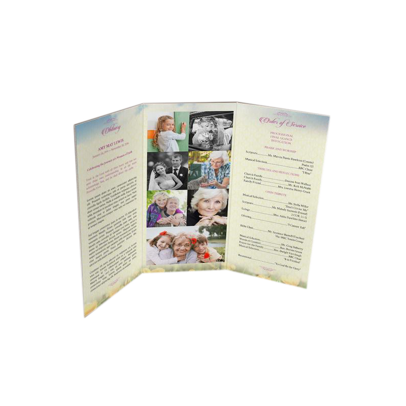 Cheap A5 Flyer With Glossy Or Matt Waterproof Lamination Print By Glossy Coated Paper