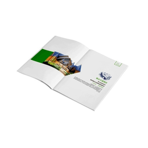 instruction book specification Bulk printing a4 paper flyer/brochure/booklet instruction manual