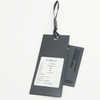 Custom New China Label Designs Clothing Garment Hangtags