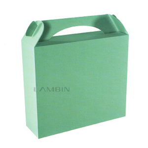 handle structure carrier paper box