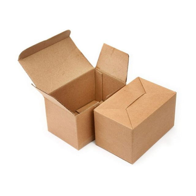 Custom Attractive Price Hot Sale Portable Corrugated Mailer Boxes