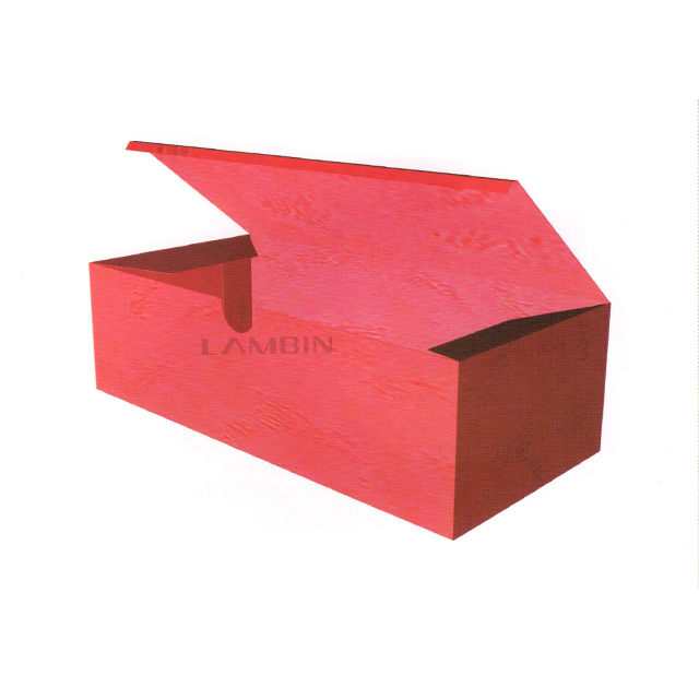 Standard tube-style folding box