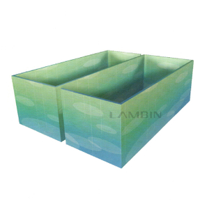basic structure paper box
