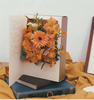 Wholesale Custom Printed Kraft Paper Book Packing Boxes Flower Display Box