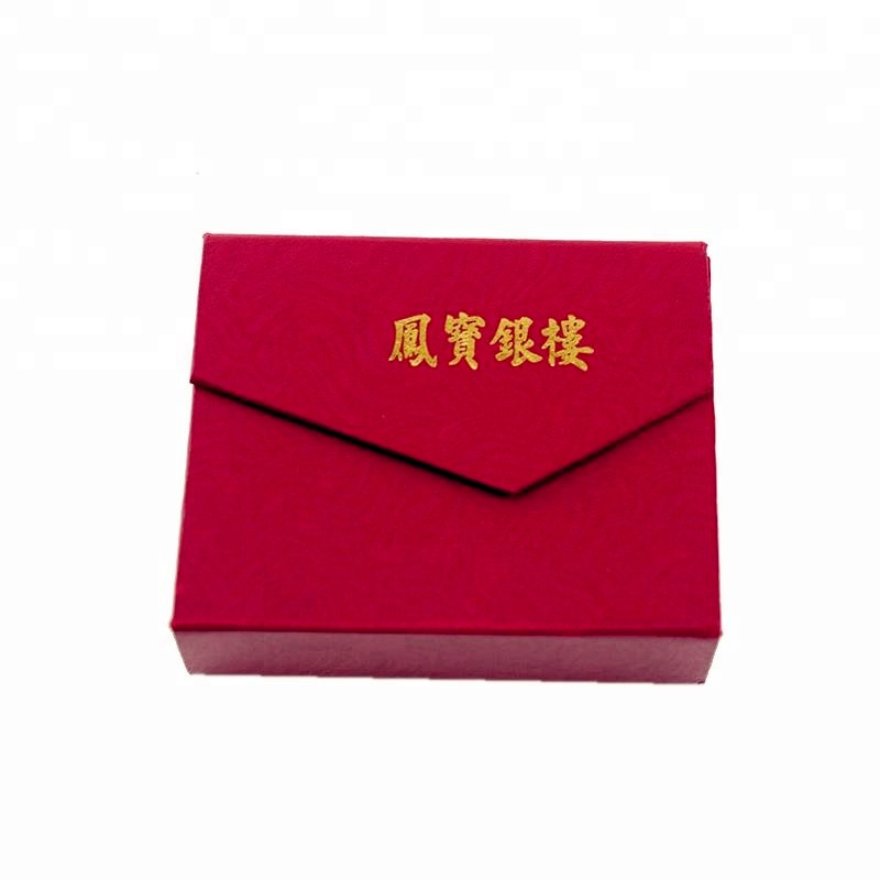 Customized Gold Stamping Jewelry Packaging Gift Box For Jade Bracelet