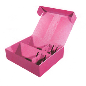 combined metal tools paper box