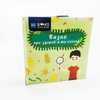 4 color professional offset printing poster story book