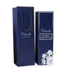 Wholesale High Quality Custom Logo Paper Gift Bags With Silk Handles For Clothing Gifts