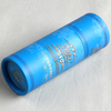 Unique Design Paper Material Sesame Essential Oil Round Tube Paper Box, Cylinder Paper Box
