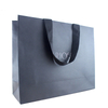 Custom Luxury Specialty Paper Carrier Bag With Handle For Gift Packaging