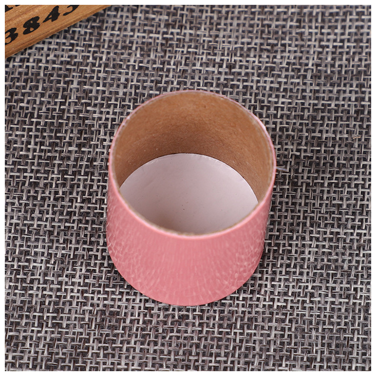 customized kraft paper round gift paper tube color printing universal package