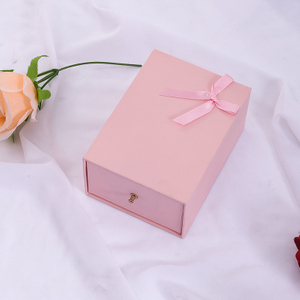 Gift box cash drawer gift box small fresh candy color world cover box lipstick small gift packing box