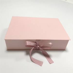 Wholesale Luxury Custom Logo Printing Hair Braid Wig Packaging Box Customized Packaging Box