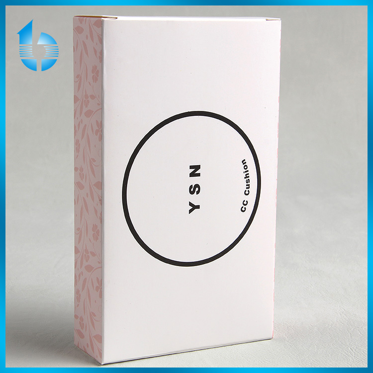 Hot Paper Printed Packaging Box For Beauty Care Cosmetics Packing