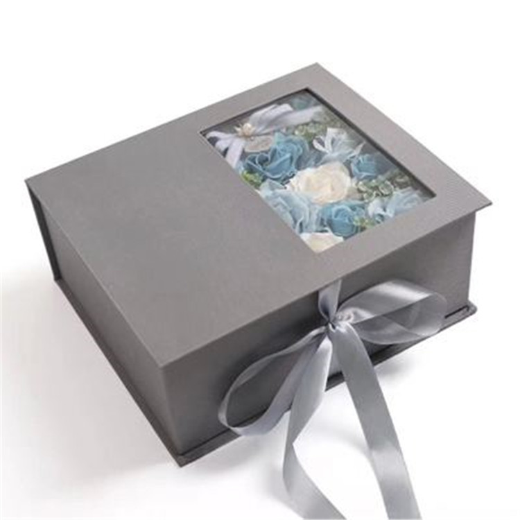 New Creative Custom Paper Boxes Valentine's Day Flower Box Roses