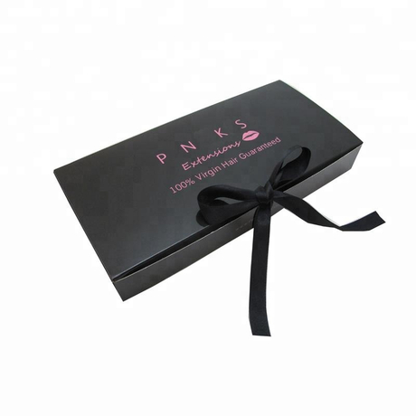 Customized Waterproof Lamination Luxury Flap Lid Packaging Cardboard magnetic gift box