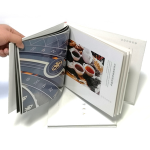 2021 Cheap High Quality Custom Full Color Magazine Paper Printing