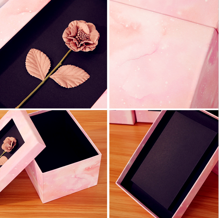 Oblong Gift Box Creative Gift Box Wedding Web Celebrity Gift Box