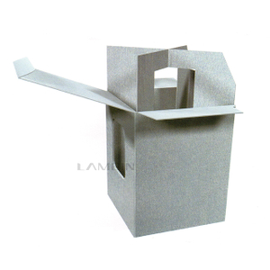 bracing structure paper box