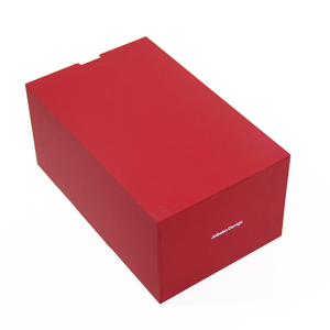 Red New Year gift box customized 2021 creative gift box drawer box customized
