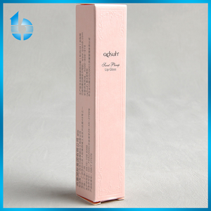 China BSCI Recognised Factory Supply Packaging Box Made By Craft Paper For Lipstick