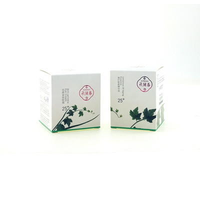 Wholesale Custom Simple Folding Paper Card Packing Box With Printing