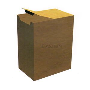 Paper packaging box